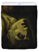 Head Of A Drowned Man Duvet Cover