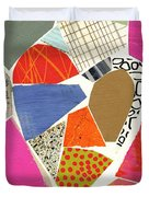 Heart #40 Duvet Cover