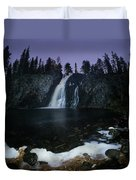 Hepokongas Waterfall Duvet Cover