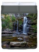 High Falls Majesty Duvet Cover