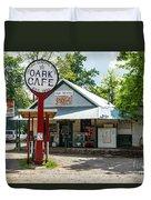 Historic Oark General Store Duvet Cover