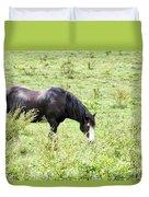Horse Print 828 Duvet Cover