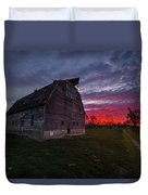 How Country Feels  Duvet Cover