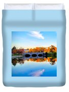 Hoyt Lake Duvet Cover