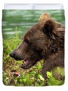 Hungry Bear Duvet Cover