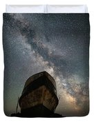 Hurkett Shipwrecks On A Late June Night Duvet Cover