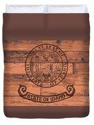 Idaho State Flag Brand Duvet Cover