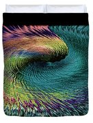 In The Eye Of The Storm II Altered  Duvet Cover