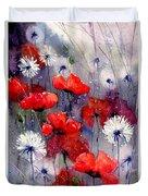 In The Night Garden - Sleeping Poppies Duvet Cover