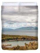 Irish Coastline Duvet Cover