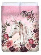 Irresistible Force Duvet Cover by Bee-Bee Deigner