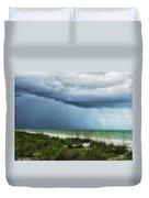 Island Rain Duvet Cover