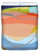 It's A New Beginning Duvet Cover