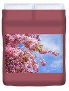 Japanese Cherry Duvet Cover