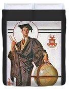 June Graduation - Digital Remastered Edition Duvet Cover