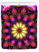 Kaleidoscopic Duvet Cover