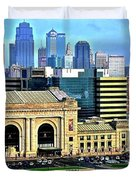 Kansas City 2019 Duvet Cover