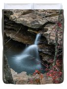 Kings River Falls Duvet Cover