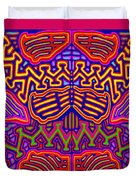 Kuna Butterfly Duvet Cover
