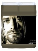 Kurt Cobain Duvet Cover
