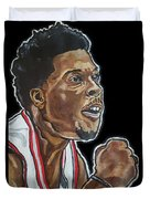 Kyle Lowry Duvet Cover