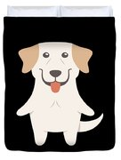 Labrador Retriever Gift Idea Duvet Cover
