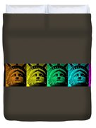 Lady Liberty For All Duvet Cover