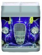 Lagonda Duvet Cover