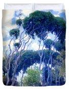 Laguna Eucalyptus 1917 Duvet Cover