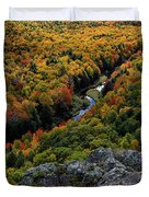 Lake Of The Clouds 7 Duvet Cover