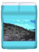 Lake Pleasant Az 042a Duvet Cover