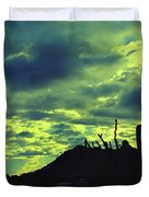Lake Pleasant Az 052a Duvet Cover