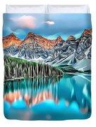 Landscapes 31 Duvet Cover