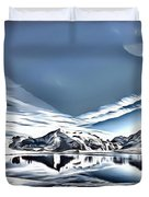Landscapes 40 Duvet Cover