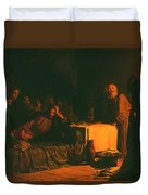 Last Supper Duvet Cover