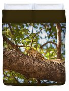 Lc13 Duvet Cover by Joshua Able's Wildlife