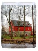 Lee's Merchant Mill Duvet Cover