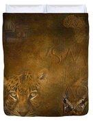 Leopards No 01 Duvet Cover