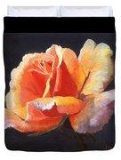 Lesla's Rose Duvet Cover