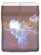 Light Night Duvet Cover