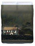 Lighthouse - Port Wilson Duvet Cover