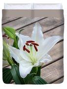Lily Casa Blanca 1 Duvet Cover