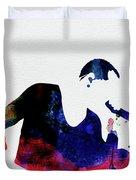 Linkin Park Watercolor Duvet Cover