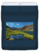 Loch Coriusk, Isle Of Skye Duvet Cover