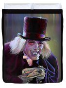 Lon Chaney In London After Midnight Duvet Cover