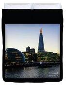 London South Bank 1 Duvet Cover