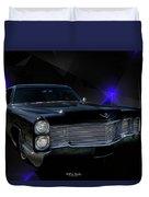 Long Black Duvet Cover