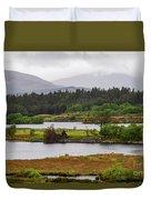 Lough Cloonee  Duvet Cover