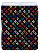 Louis Vuitton Monogram-4 Duvet Cover