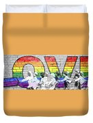 Love Is For Everyone Duvet Cover